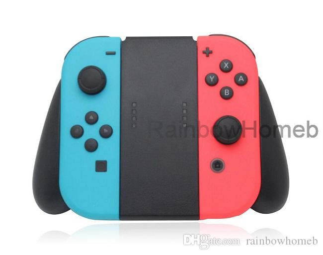 Comfort Handle Grip Handgrip Game Support Stand Holder For Nintendo Switch NS Left Right 2 Joy Con Controller Grips Gamepad
