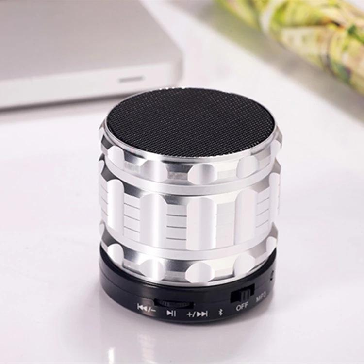 Newest Wireless Mini Bluetooth Speaker S28 Metal Micro TF Card Read Portable Outdoors Audio For MP3 Car Cellphone Tablet Iphone Smart phone
