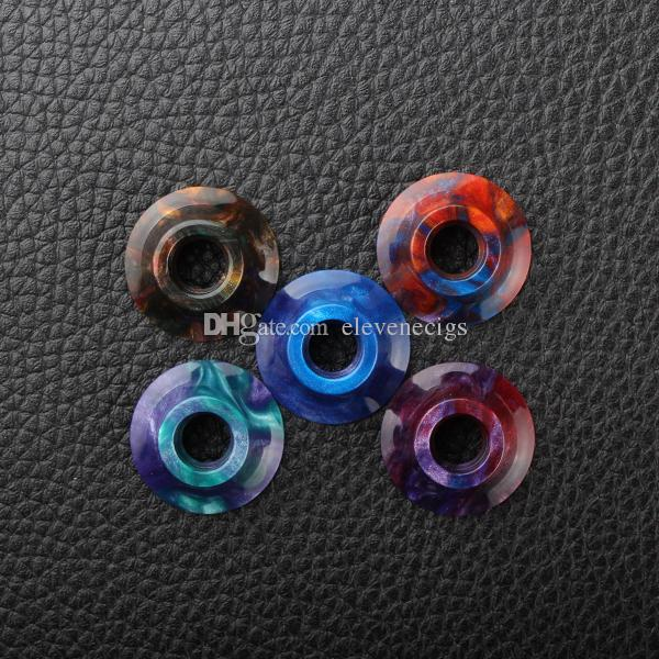 Epoxy Resin Coilart Mage Drip Tips Epoxide Resin Drip Tip for Coil Art Mage RTA Atomizer Mouthpiece Electronic Cigarette