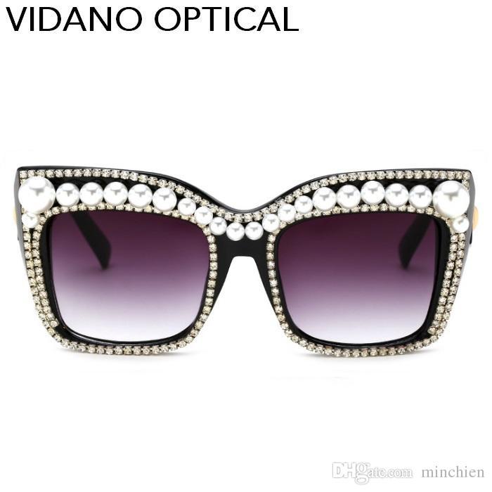 HONG Occhiali da sole fashion twin riflettente colorata cool occhiali da sole DiLEE,