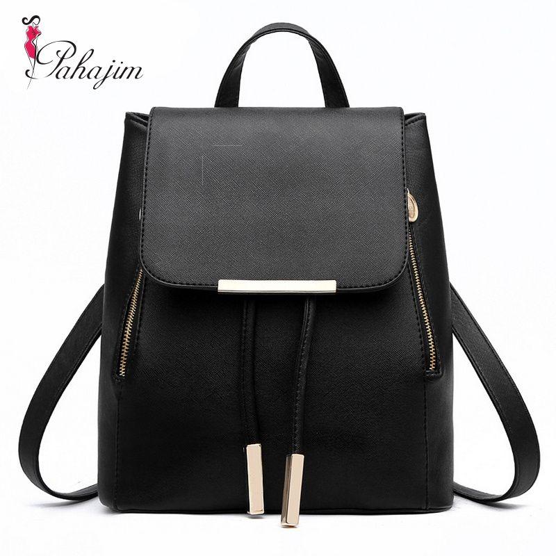 57fe955ec2 Wholesale PAHAJIM 2017 Most Cost Effective Backpack New Arrival Vintage  Women Shoulder Bag Girls Fashion Schoolbag High Quality Women Bag Wheeled  Backpacks ...