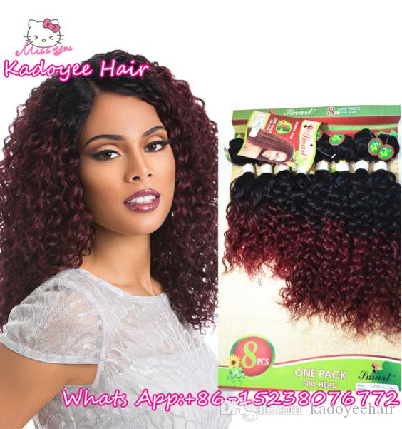 100 Human Crochet Curly Hair Ombre Blondebug Brazilian Bulk Kinky