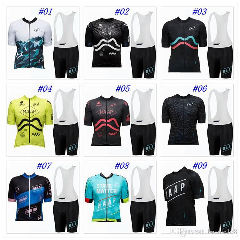 2017 MAAP Cycling Jerseys Short Sleeves Summer Style For Men Women MTB Ropa  Ciclismo Quick Dry Bike Wear Bib Pants XS-4XL Cycling Jerseys Bike Wear  Bicycle ... 1ca6afe6c