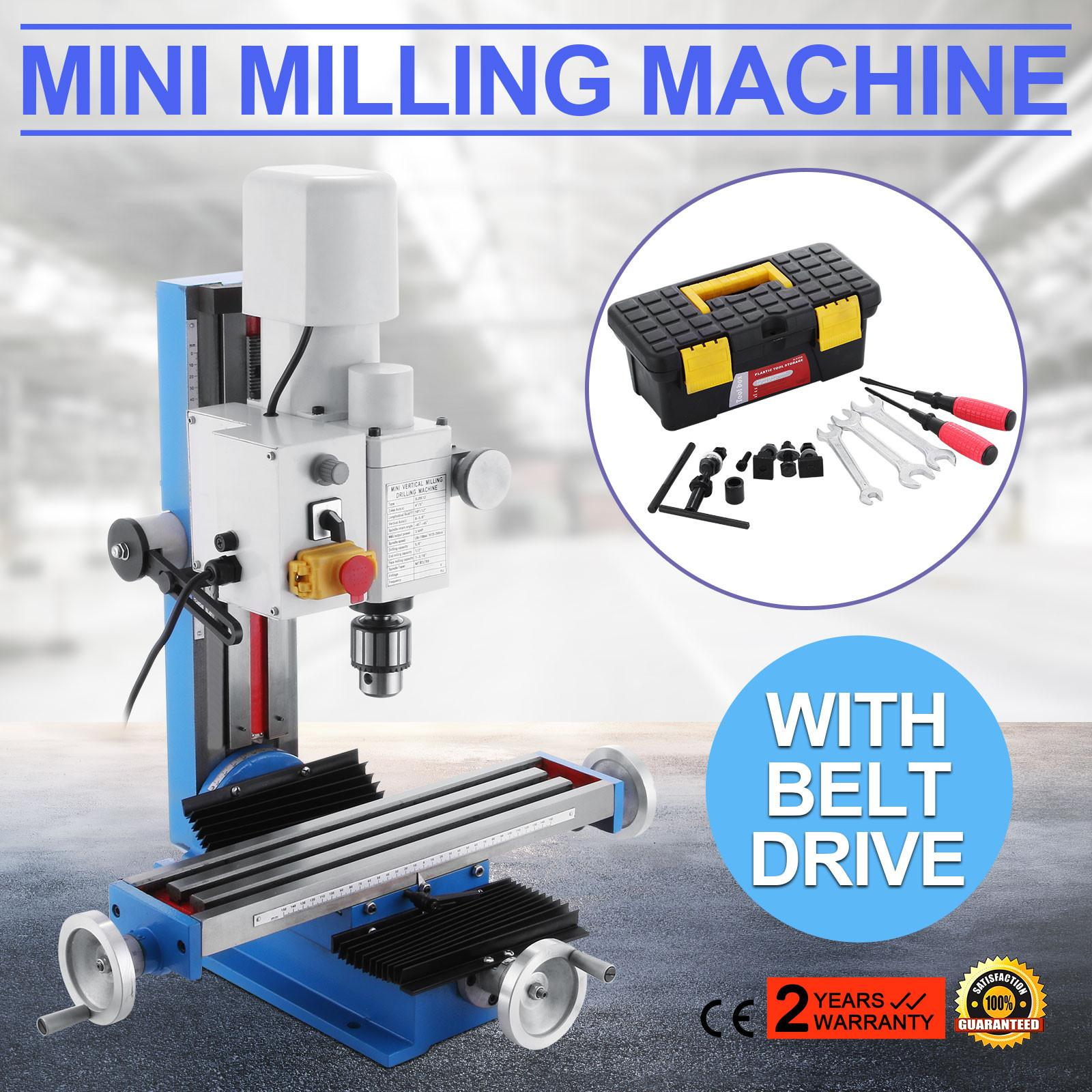 2019 Variable Speed Milling Mill Machine Precision