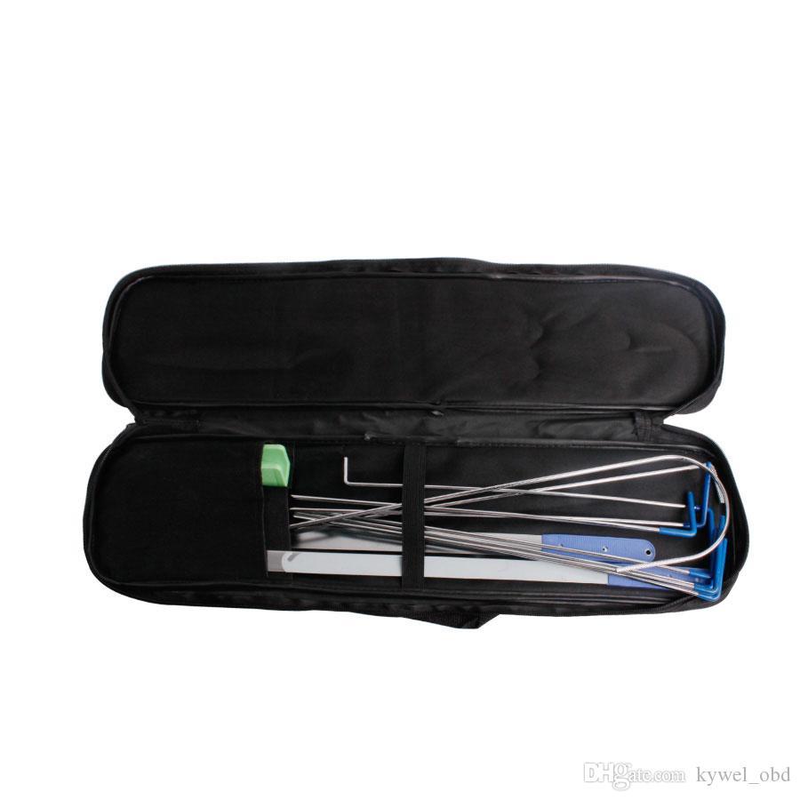 KLOM Locksmith Tools Car Door Quick Open Kit Tool Klom Automotive Locksmith Tool Bag Mini Model Open Tools Lock Picks Tools