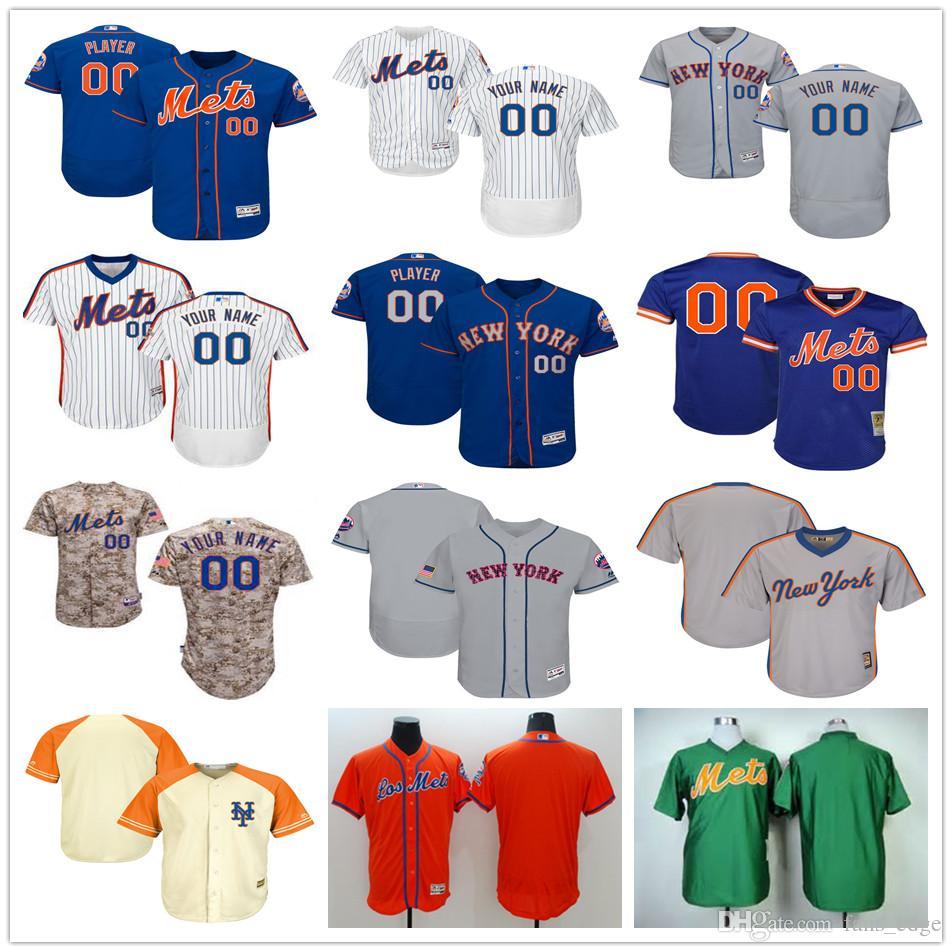 best loved 10df0 ee8d9 kids new york mets customized black jersey