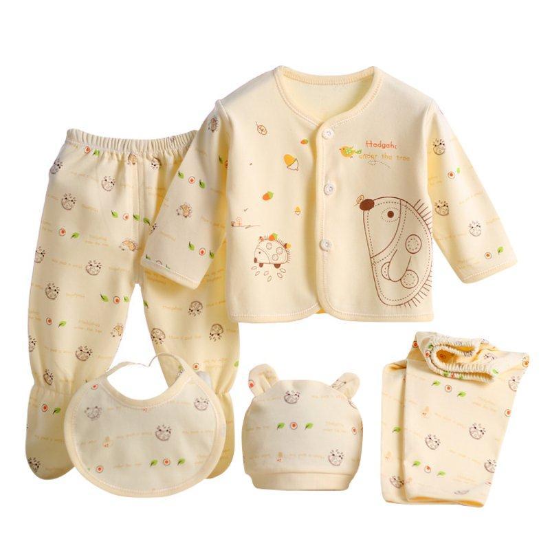 Best Wholesale 0 3 Months Baby Clothes Set Newborn Boys Girls Soft