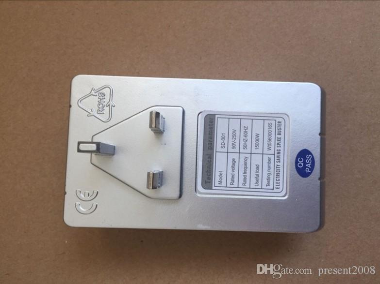 Toptan 30 kw Dijital Ev Elektrik Güç Enerji Tasarrufu Ev Aletleri Elektrikli 90 v-250-v Kaydet Kutusu ücretsiz kargo