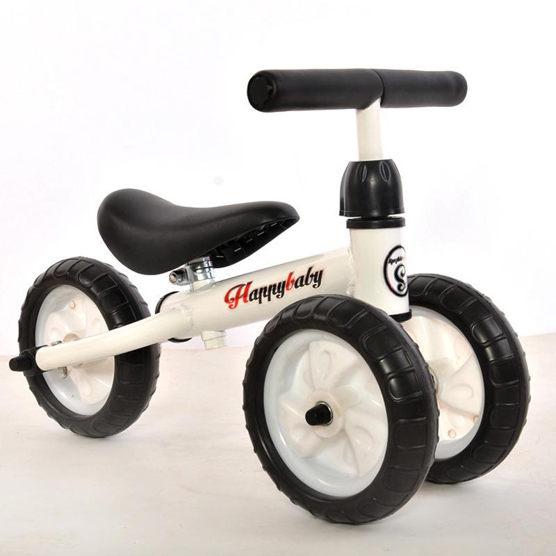 2018 Wholesale Children Three Wheel Balance Bike Kids Scooter Baby