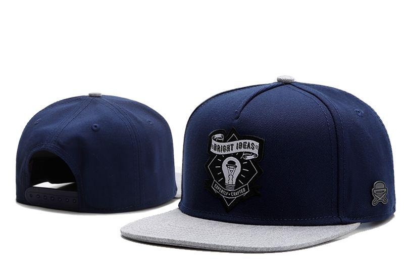 Compre Cayler Sons BRIGHT IDEAS Gorras Ajustables De Béisbol Sombreros  Casquetas Gorras Hombres   Mujeres Deportes Hip Hop Bone Headwear A  7.76  Del ... 739be788fb7