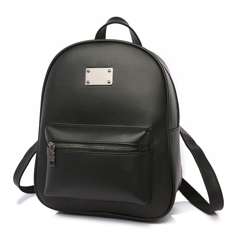 630d4f1ac3 2017 New Arrival Women Backpacks Good Quality School Bag For Teenage Girls  PU Leather Fashion Women Backpacks T 1742 Rolling Backpacks Backpacks For  Men ...