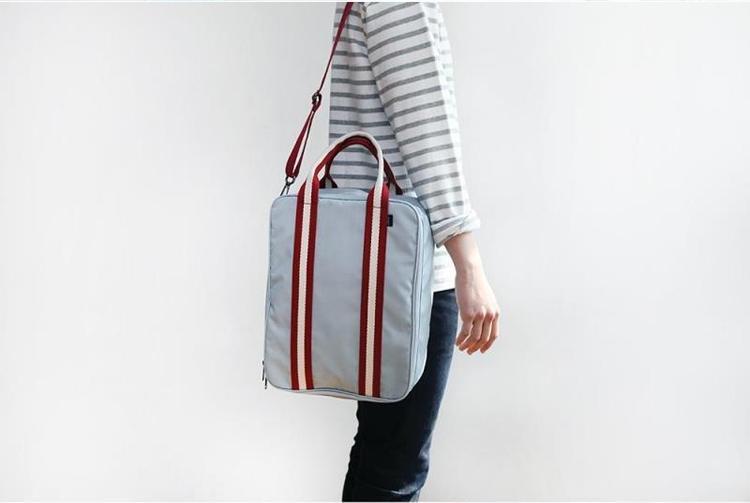 Saco de viagem multi - saco de armazenamento de mala funcional bolsa homens e mulheres ombro Messenger Bag