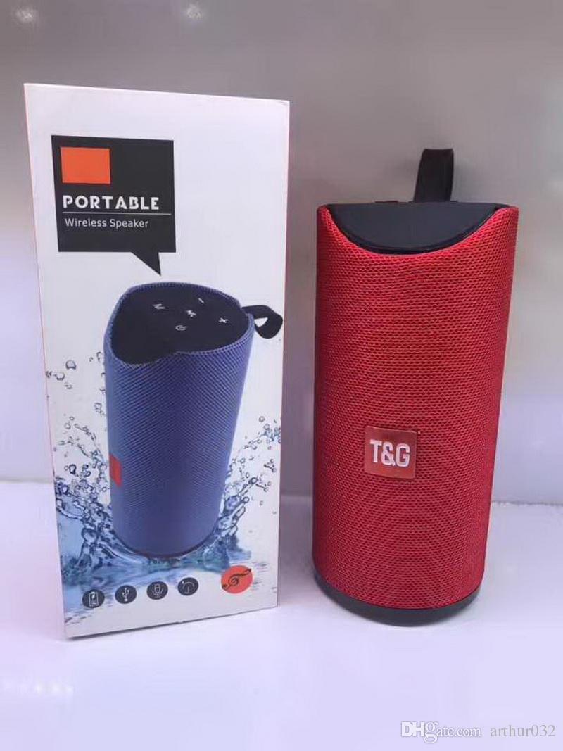 TG113 Lautsprecher Bluetooth-Funklautsprecher Subwoofer Freisprecheinrichtung Anrufprofil Stereo Bass Bass Unterstützung TF USB-Karte AUX-Leitung In-Hi-Fi-Laut