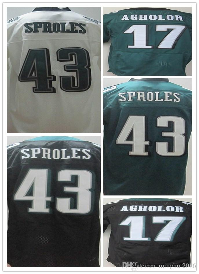 premium selection d1eae cae6a 17 nelson agholor jerseys