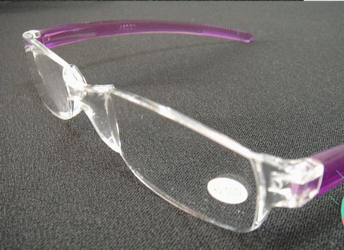 20 قطعة / الوحدة الرجال النساء رخيصة نظارات القراءة واضحة شفافة ، نظارات القراءة ضئيلة البلاستيك قوة قوة العديد من الألوان من +1.00 إلى +4.00