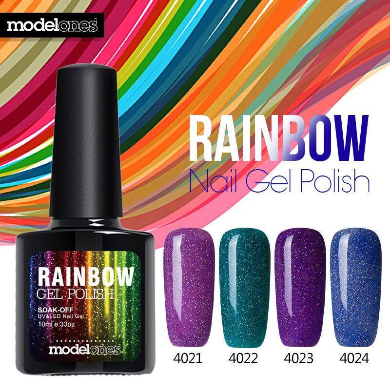 2017 Fashion Neon Nail Gel Polish Soak Off Uv Colorful Nail Colors ...