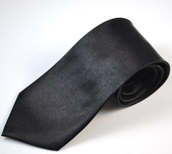 7CM 망 넥타이 넥타이 패션 단색 웨딩 넥타이 남성 액세서리 MOQ 12 개 무료 배송