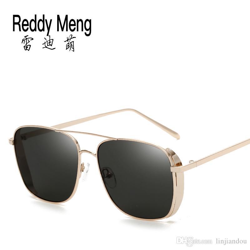 505180de637 China Brand Glasses High Quality Fashion Sunglasses for Men And ...