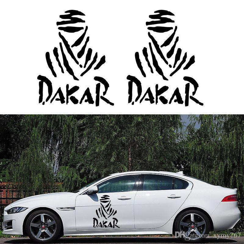 Hot Sale Cool Graphics X Dakar Rally Car Truck Suv Auto - Auto graphic stickersdiscount auto graphic decalsauto graphic decals on sale at