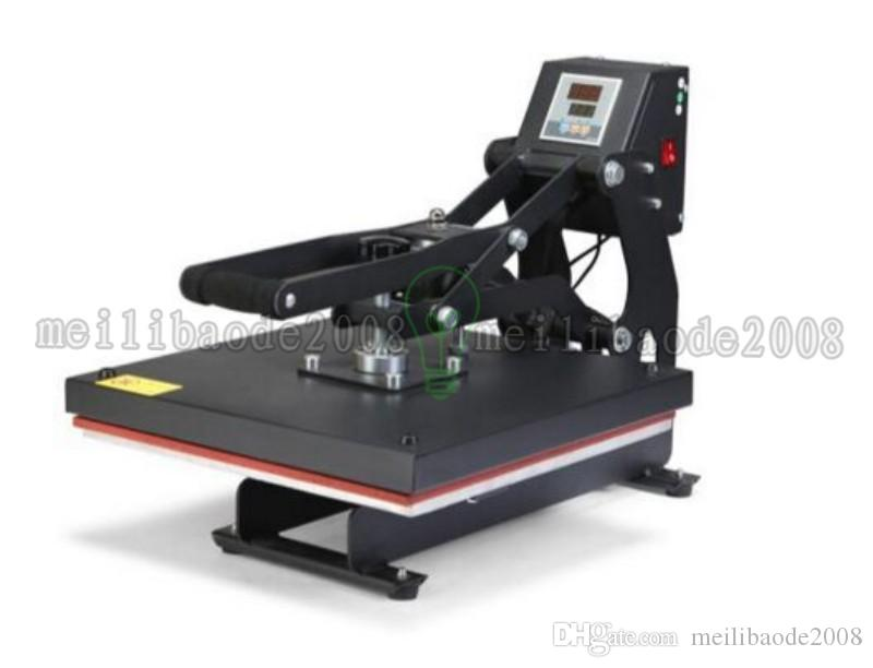 Magnetic 15inch Heat Transfer T-Shirt Heat Press Machinery pressures to make an exact transfer on t-shirts, pants cloth MYY