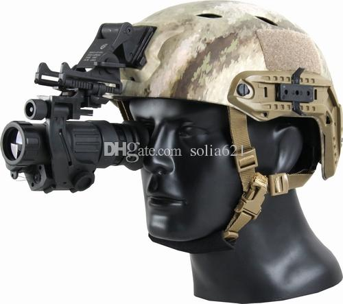 Tactical Fast MICH Helmet NVG mount for night vision monocular PSV-7 or PVS-14