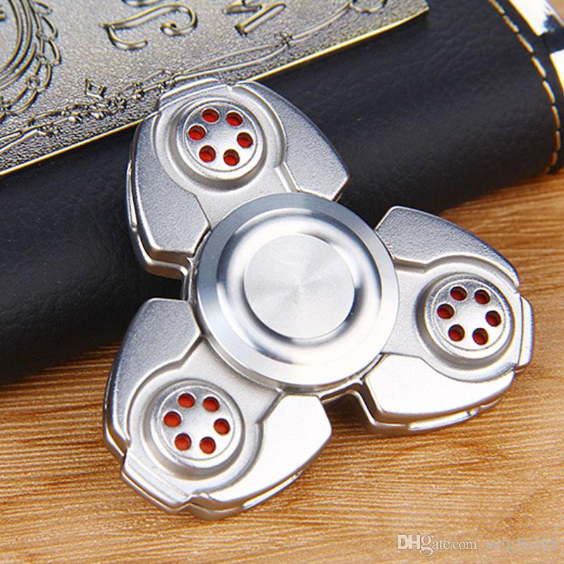 High Quality CKF Hand Spinner Stainless Steel Bearing Fid Toy