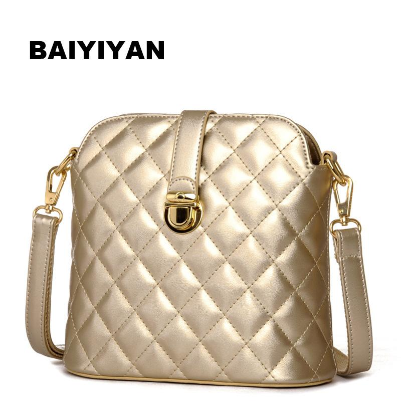Wholesale Fashion Shell Small Plaid Quilted Handbags High Quality Ladies  Party Purse Women Clutch Famous Shoulder Messenger Crossbody Bags Fiorelli  Handbags ... dc5ee6ee3b54b
