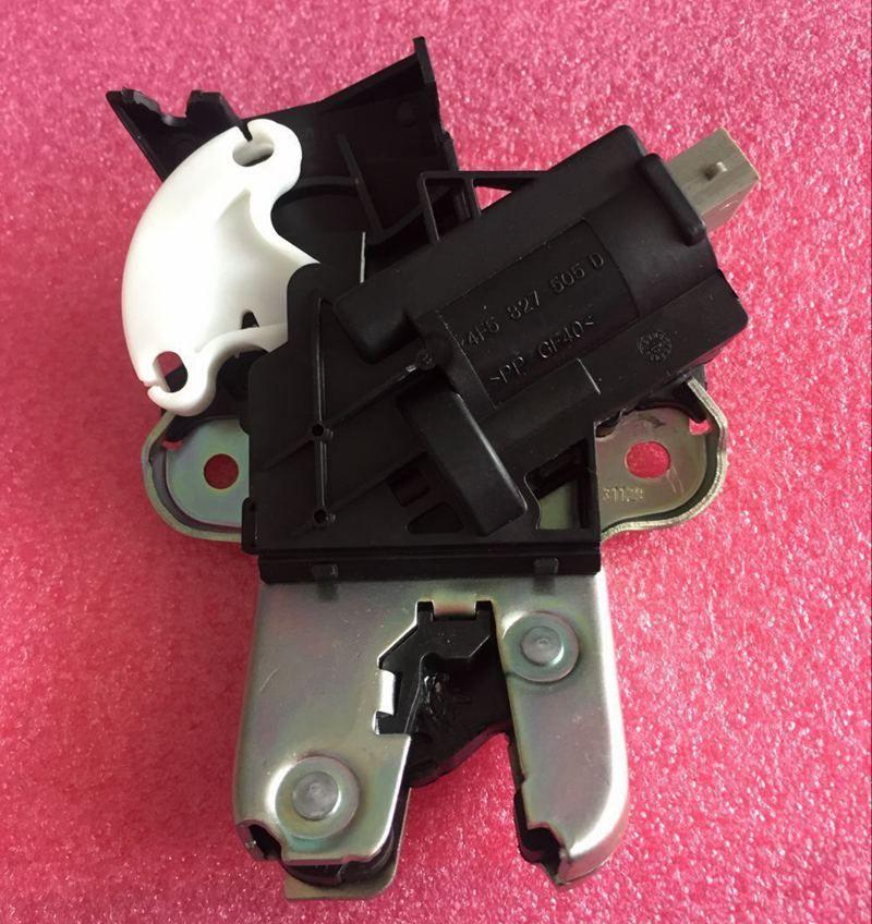 для VW Passat B7 CC Audi A6 C6 A4 A5 A8 задняя крышка багажника замок защелки привода 4f5 827 505 D / C / B 4E0 827 505 C