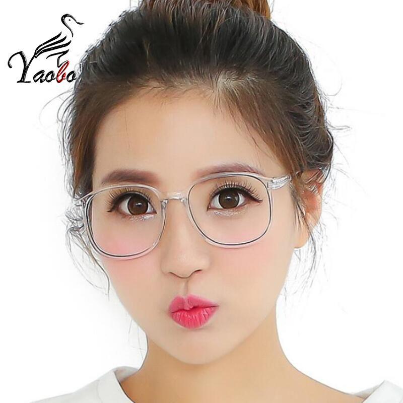 fba65f5cc Compre Yaobo Mais Novo Óculos De Olho De Gato Óculos De Armação Óculos  Vintage Mulheres Homens Óculos De Armação Óptica Óculos De Armação Oculos  Femininos ...
