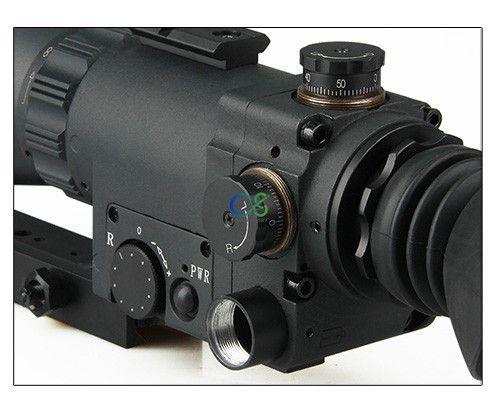 New Arrival MAK410 Night Vision Magnification 5x Infrared Illuminator Detachable Long Range Illuminator good quality CL27-0014