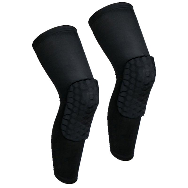 b6a668099f 2019 Wholesale Basketball Sports Safety Knee Support Football Volleyball  Kneepad Long Breathable Roller Skating Popular Brands Knee Warm Pad From  Brandun, ...