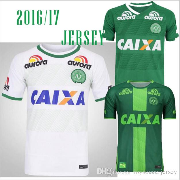 Best Quality 16 17 Chapecoense Home Away 3rd Soccer Jerseys Cheap  Chapecoens 17 18 FORCACHAPE Soccer Shirts Football Jerseys UK 2019 From  Roysoccerjersey 0f15fe294