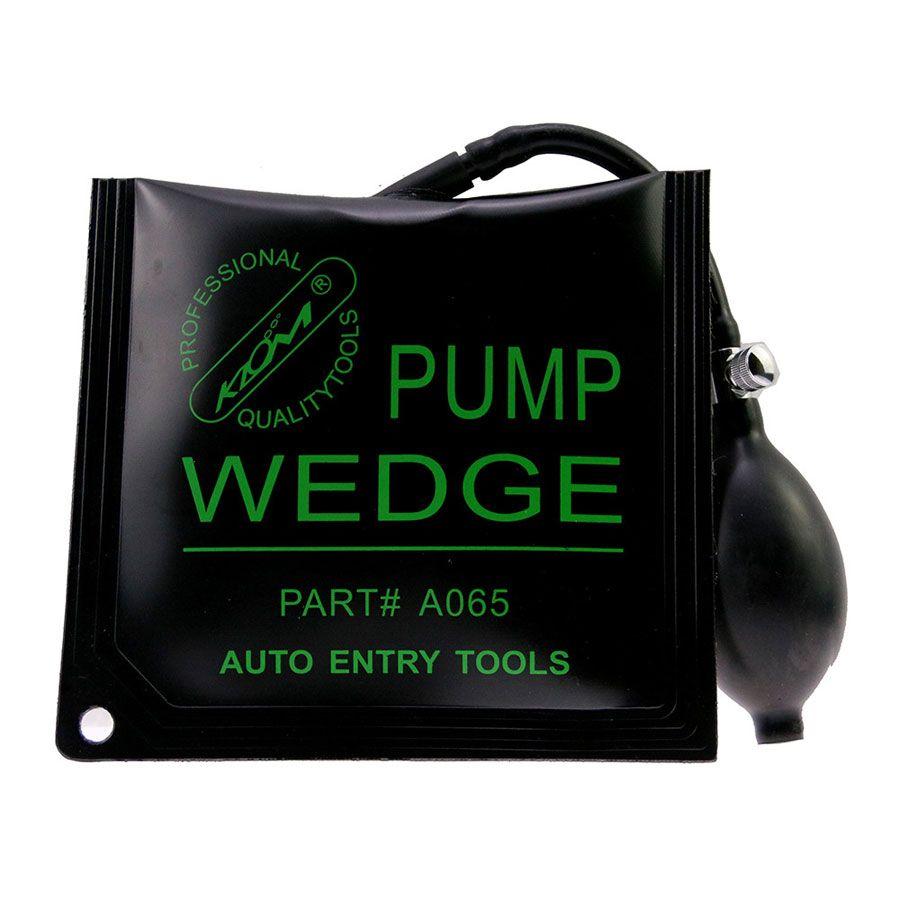 Auto Locksmith Tools New KLOM Universal Air Wedge Middle Type Black Car Diagnostic Tool Open Car Door Lock