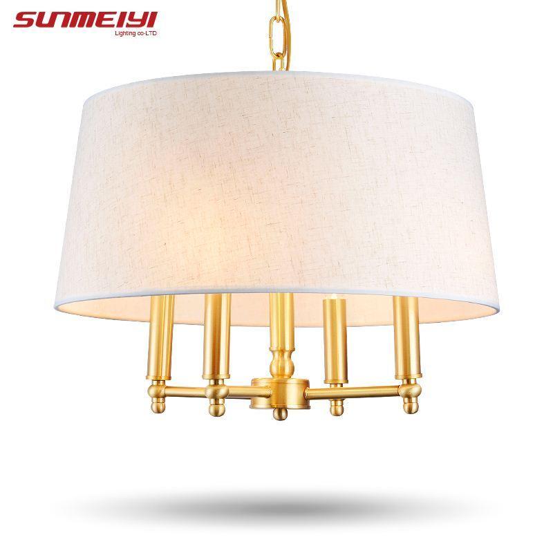 Modern Pendant Lights Lamps America Art Deco Glass Ball Hanging Lamp ...
