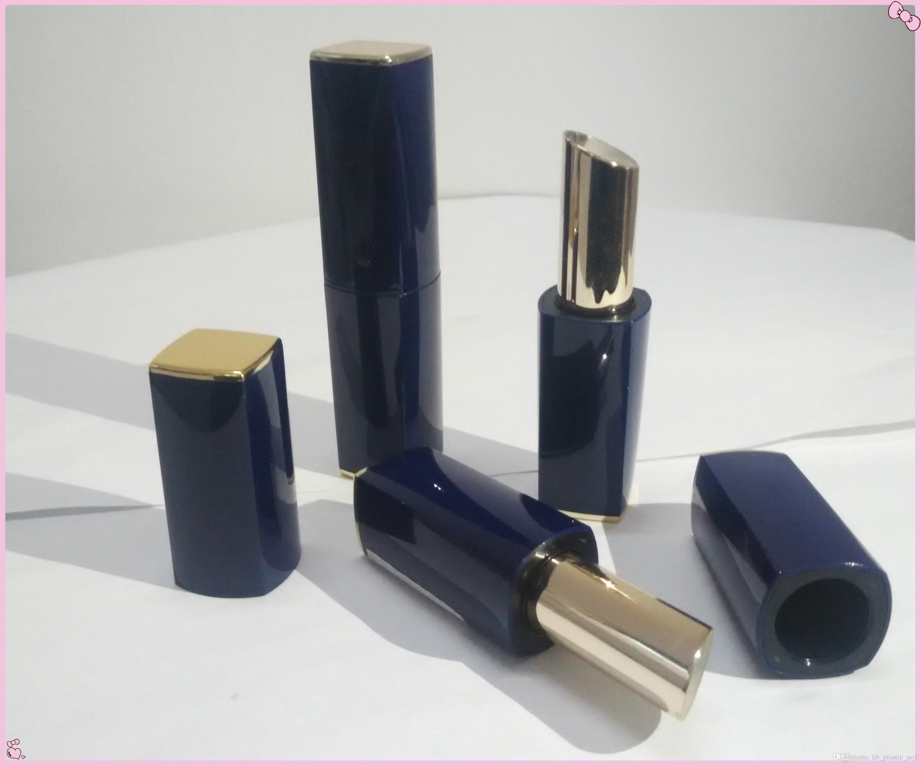 00f65e6d37b Lip Gloss Tubes Gradient Black Empty Lip Balm Tube DIY Cosmetic Packing  Container 12.1mm Lip Balm Tube Online with $45.24/Piece on Hb_plastic_no1's  Store ...
