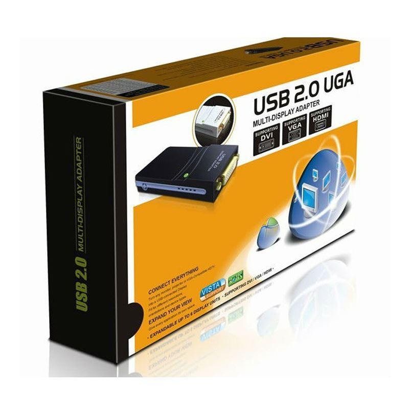 NEW DRIVERS: UGA USB 2.0 DISPLAY ADAPTER