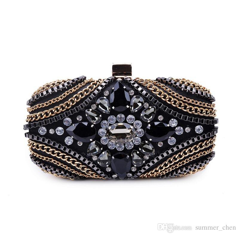 More Details Judith Leiber Couture Monogram Crystal Slide-Lock Clutch Bag, Champagne Details Judith Leiber clutch, fully beaded with Austrian crystals. Features black single-letter crystal monogram on front. Please select your choice of letter from the drop down box .