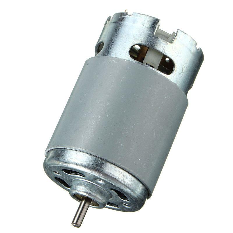 775 motor High speed Large torque DC motor Electric tool Electric machinery 12V 775 Electric machinery
