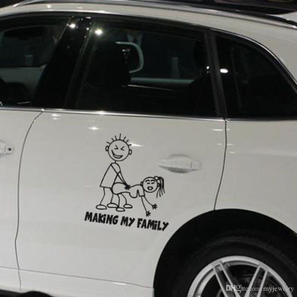 Car Decal Family Online Shopping | Family Decal Car Stickers for Sale