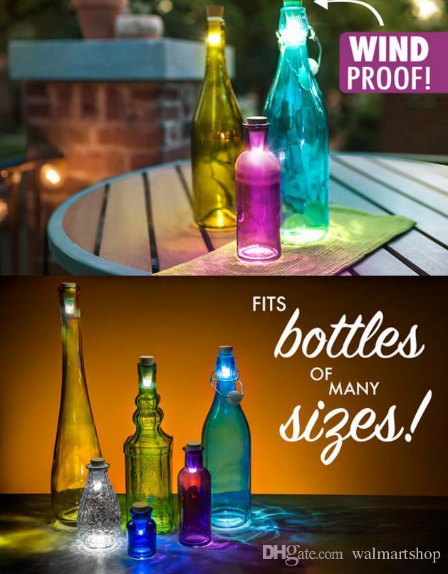 Best Led Light Rechargeable Usb Bottle Light