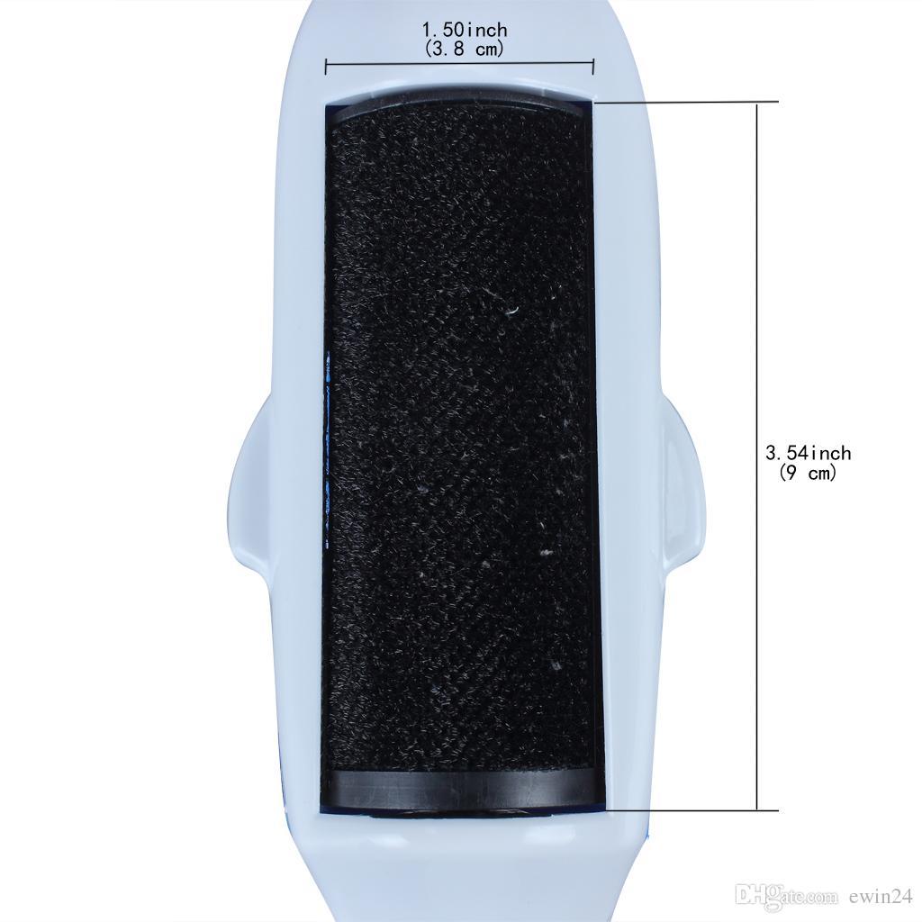 Yunus Karton Lint Remover Rulo Giyim Pet Saç Kürk Mobilya Temizleyici Fırça tüysüz rulo Temizleyici Fırça