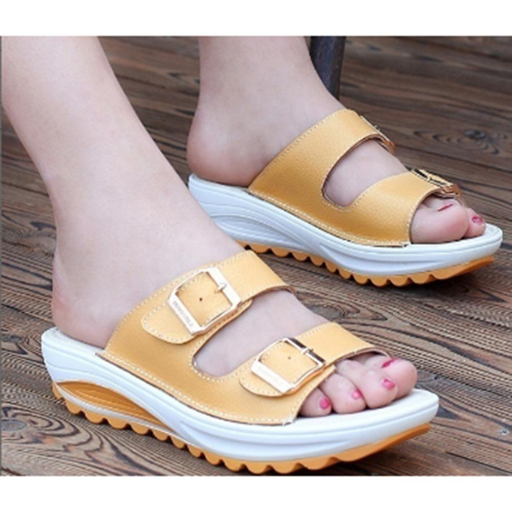 Summer Beach Double Buckles Womens Slingbacks Casual Sandals Shoes Booties Size
