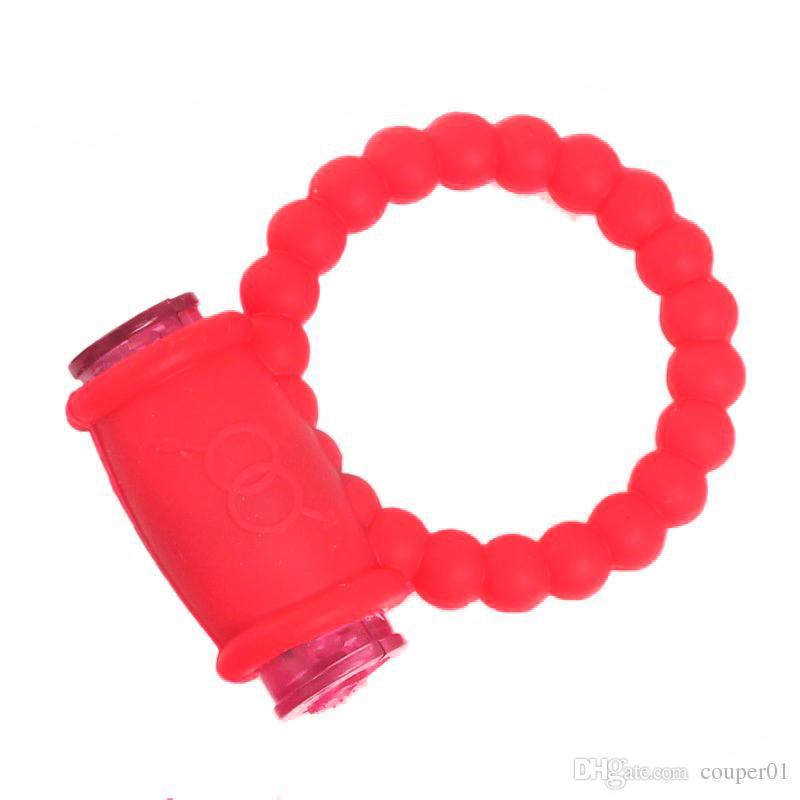 4 цвета Penis Ring задерживая семяизвержение силикона Эрекционные кольца многоцветной Малый Секс игрушки для пар блокировки эякуляция секс колец