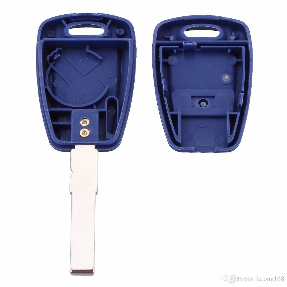 Guaranteed 100% 1 Buttons Replacement Key Shell For Fiat Fob Case Cover