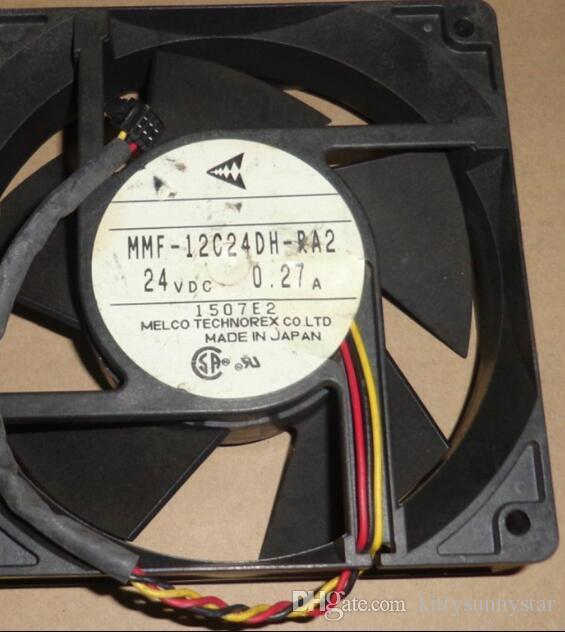 MMF-12C24DH-RA2 Ventilateur de refroidissement 12CM 24V 0.27A