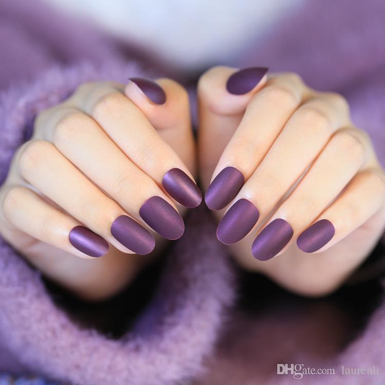 couleur faux ongles gel uv led couleur prune fonc ml nu couleur pure avec dpouill motif faux. Black Bedroom Furniture Sets. Home Design Ideas