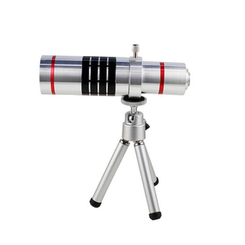 18x Zoom Mobile Phone Optical Zoom Camera Telephoto Lens Telescope