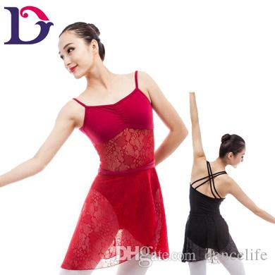 05425e965 A2339 New Short Dance Skirts Cheap in Lace Ballet Dance Skirts Dance ...