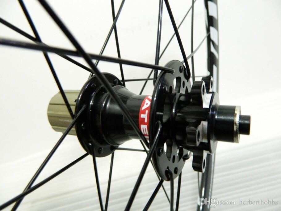 Fast Forward Wheelset FFWD 38mm 3k/UD Glossy/ Matte Finish Body Carbon Tubular Aero Wheels Disc Hubs