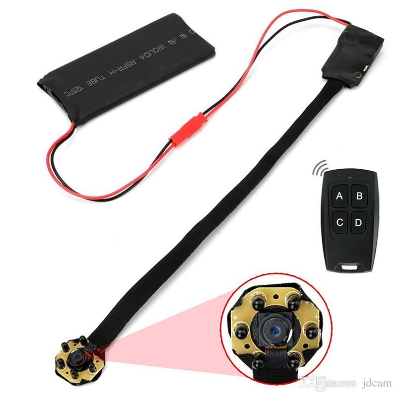 1920x1080P HD Portable Modul Mini Kamera Bewegung aktiviert Nachtsicht DV Camcorder Unterstützung lange Stunden kontinuierliche Videoaufnahme